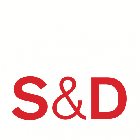 S&D Logo red